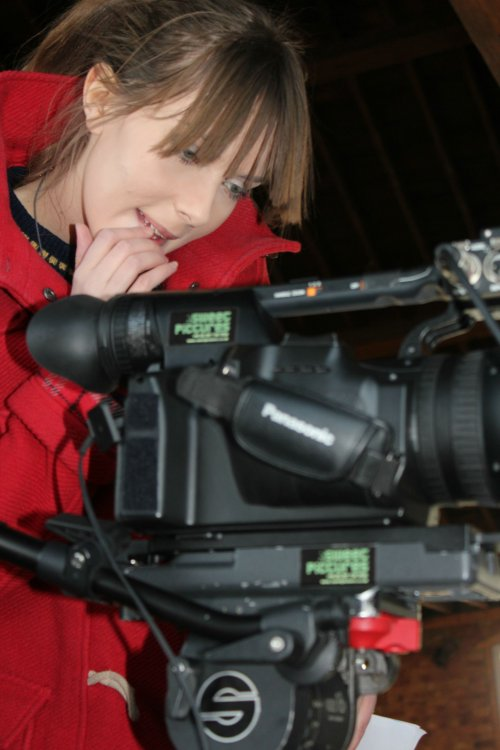 3D filmmaking project, CTVC, London