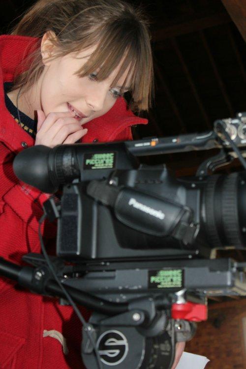 3D filmmaking project, CTVC, London