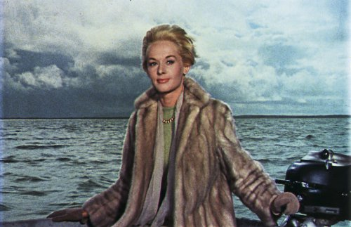 Tippi Hedren in the Outer Hebrides?