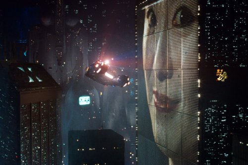 Blade Runner (1982): one of the cornerstones of early cyberpunk