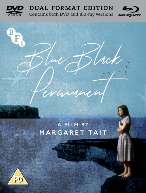 Blue Black Permanent dual format edition packshot