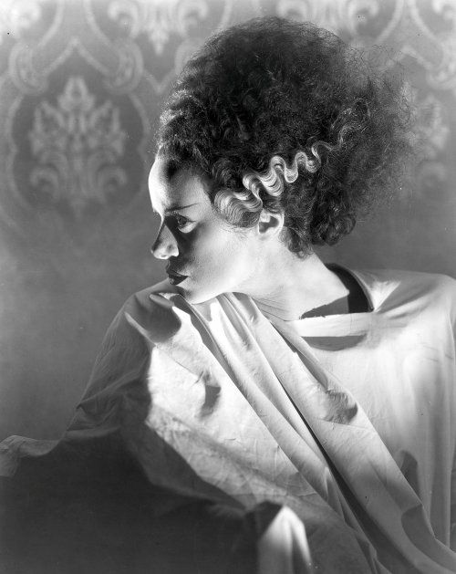 Bride of Frankenstein's Elsa Lanchester