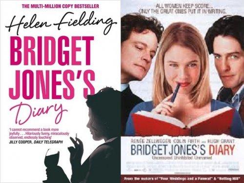 Bridget Jones – the book and the film