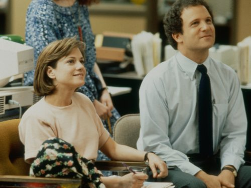 Post 9 to 5 movies: Broadcast News (1987)…