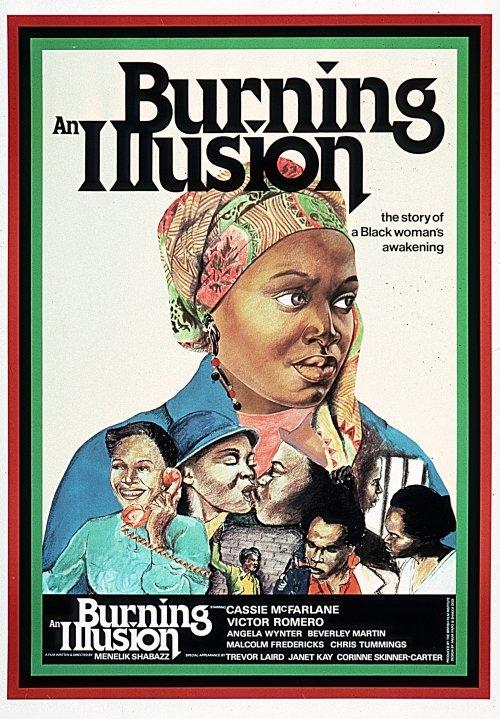 Burning an Illusion (1981) poster