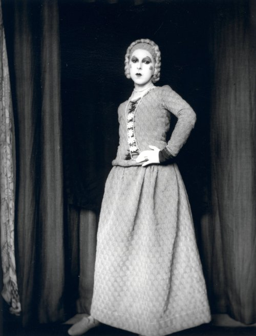 Claude Cahun as Elle, Bluebeard's wife