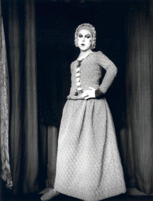 Claude Cahun as Elle, Bluebeard's wife