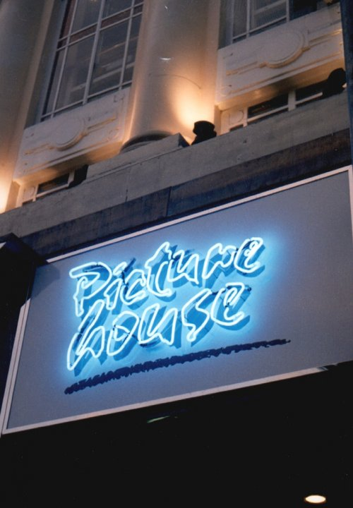 The exterior of the Cambridge Picturehouse