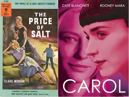 Carol – the book and the film