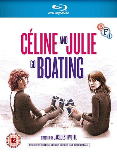 Céline and Julie Go Boating packshot