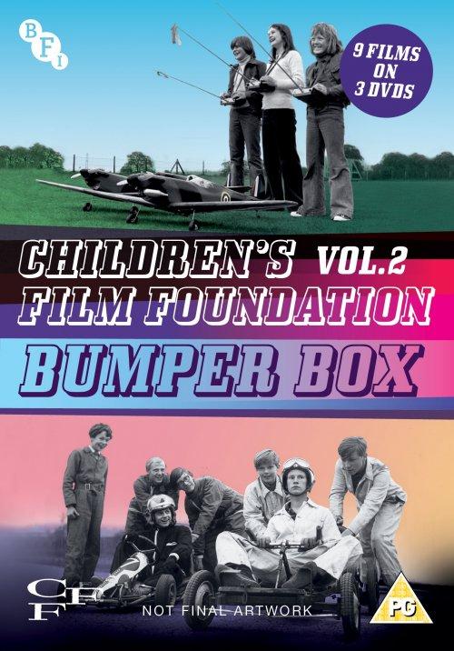 CFF Vol. 2 cover