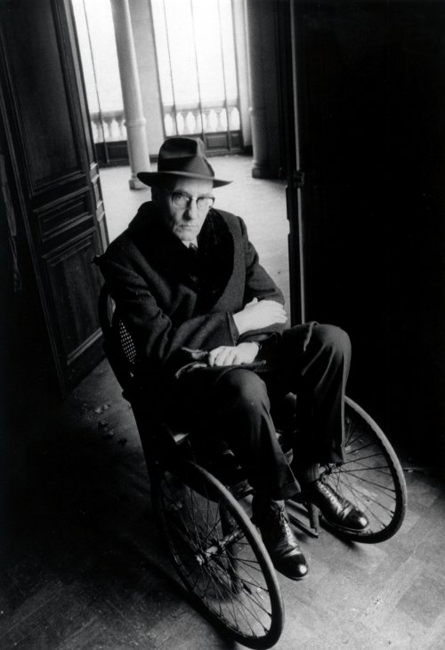 William Burroughs in Conrad Rooks' 1966 Chappaqua