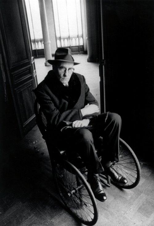 William Burroughs in Conrad Rooks' 1966 Chappaqua