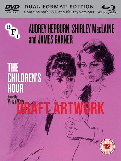 The Children's Hour dual format edition packshot