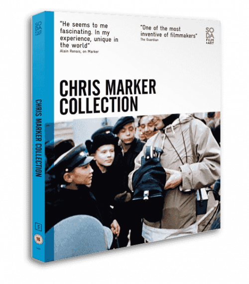 Three votes for Soda's Chris Marker box-set.