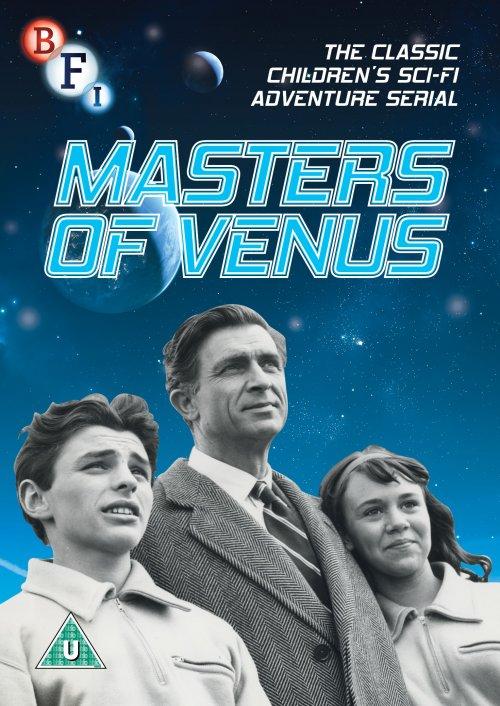 Master of Venus DVD packshot