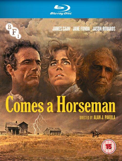 Comes a Horseman Blu-ray packshot