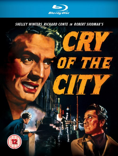 Cry of the City Blu-ray packshot