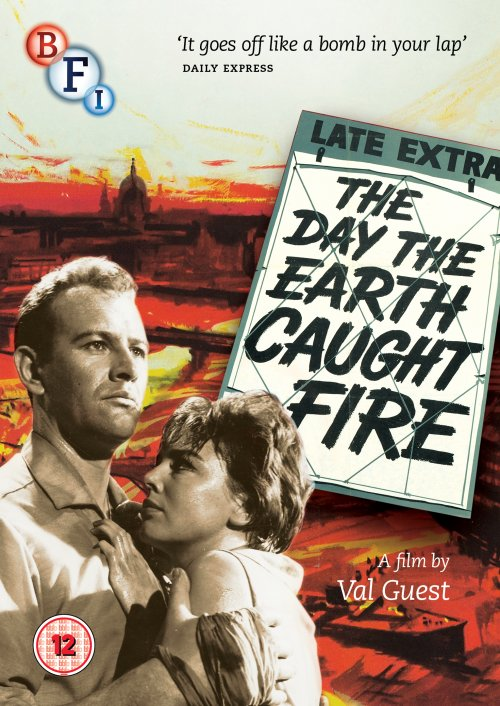 The Day the Earth Caught Fire DVD packshot