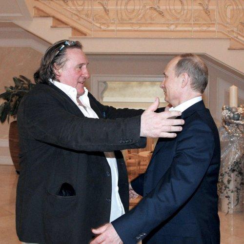 With Russia's Vladimir Putin
