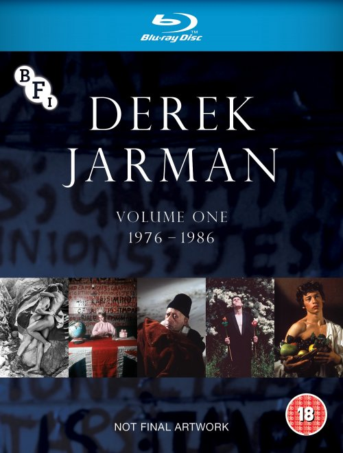 Derek Jarman box-set