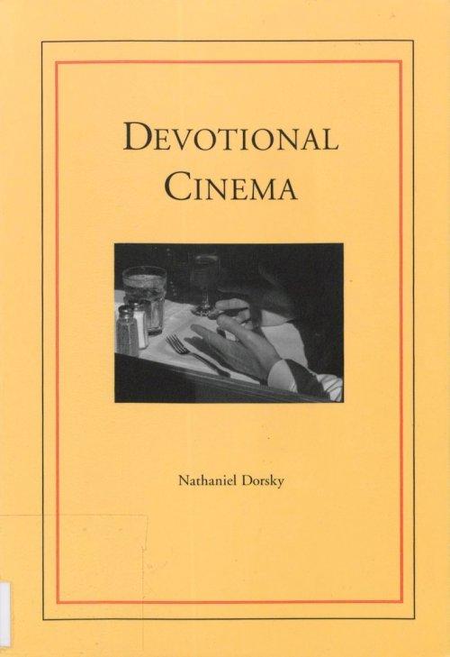 Devotional Cinema book cover