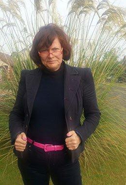Film studies professor Dina Iordanova