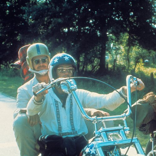 Trendsetting road movie: Easy Rider (1969)