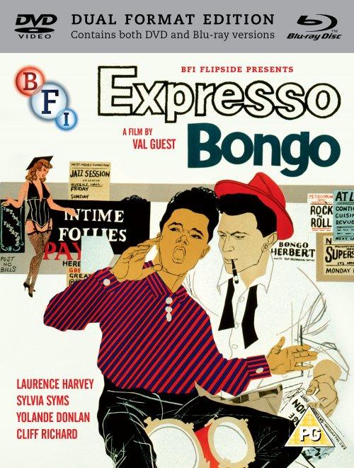 Expresso Bongo dual format edition packshot