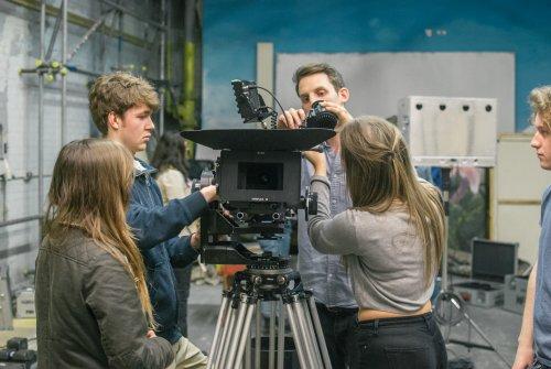 BFI Film Academy Craft Skills 2015
