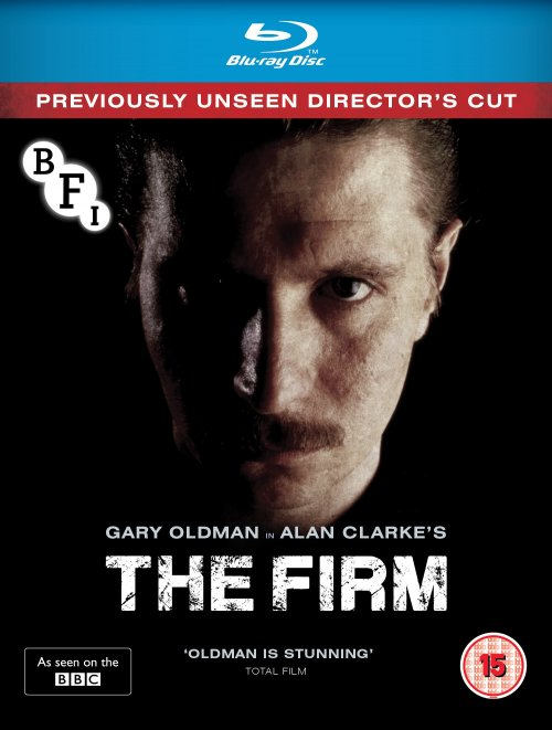 The Film Bluray disc packshot
