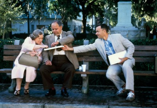 Class of '94 competitor #2: Forrest Gump