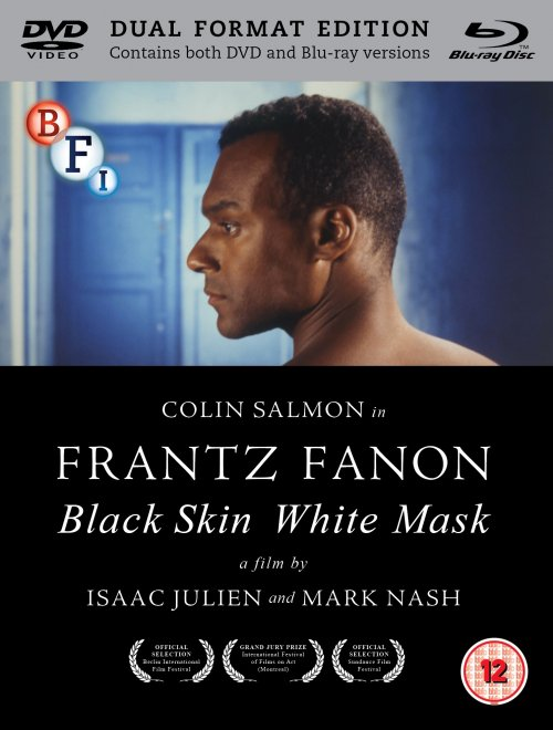 Frantz Fanon: Black Skin, White Mask DVD and Blu-ray packshot (Draft artwork only)