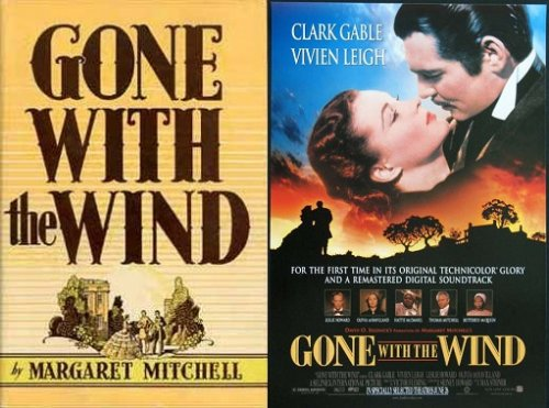 Gone with the Wind – the book and the film