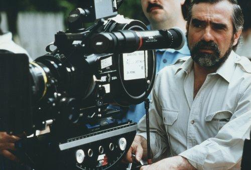Martin Scorsese filming GoodFellas (1990)