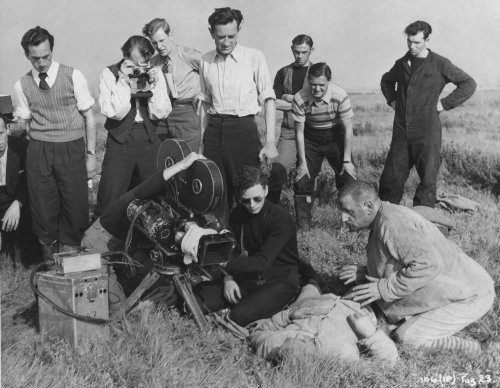 Filming David Lean's Great Expectations (1946)