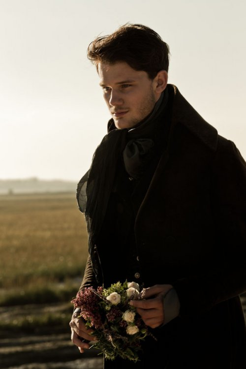 Jeremy Irvine as Pip