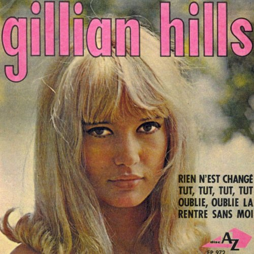 A French four-track EP from 1965