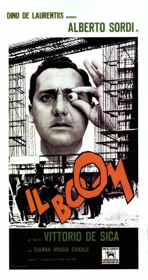 Il boom (1963) poster
