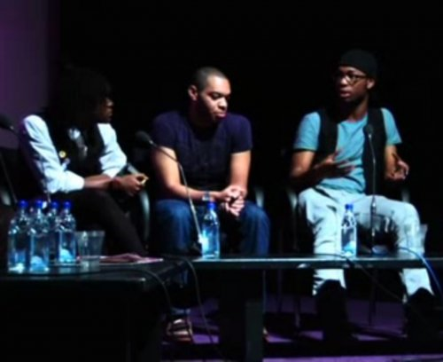 In This Our Lives panel discussion (2009)