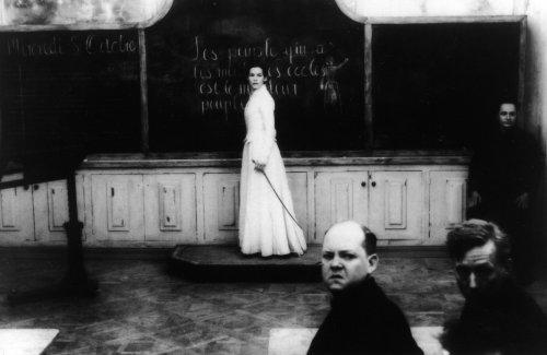 Institute Benjamenta (1995)