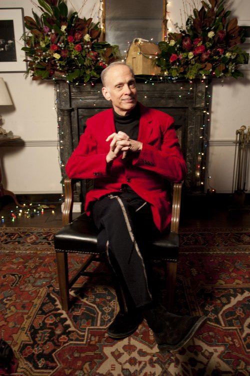 John Waters interviewed in Jingle Bell Rocks!