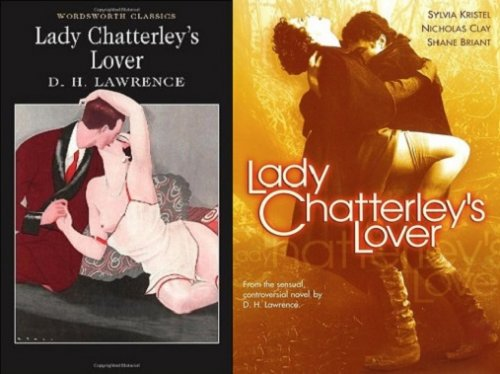 Lady Chatterly – the book and the film
