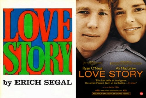Love Story – the book and the film