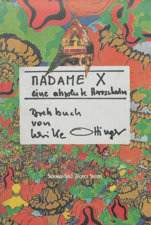 Madame X - eine absolute Herrscherin, 1999 book cover