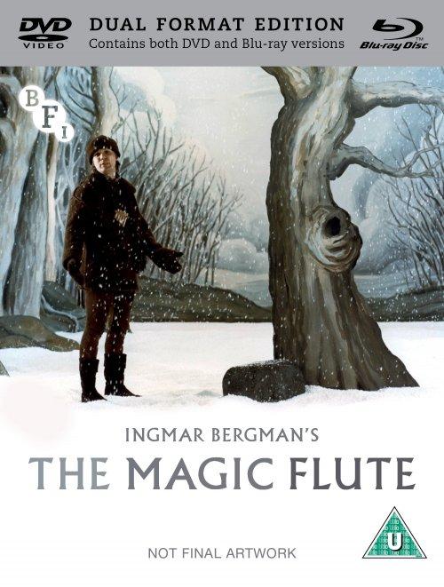 The Magic Flute packshot
