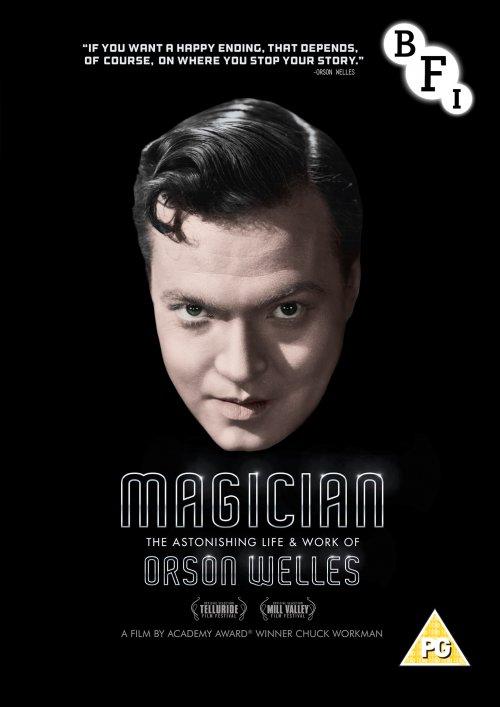 Magician DVD packshot