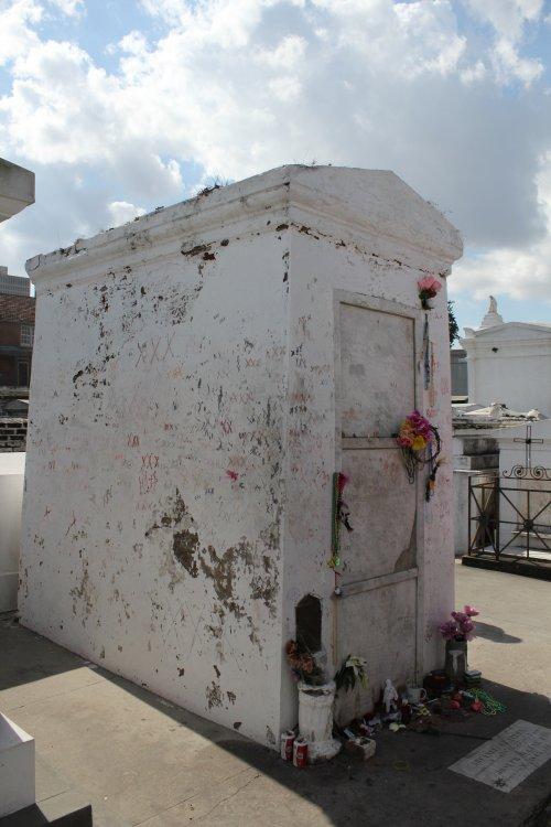 Marie Laveau's tomb, New Orleans
