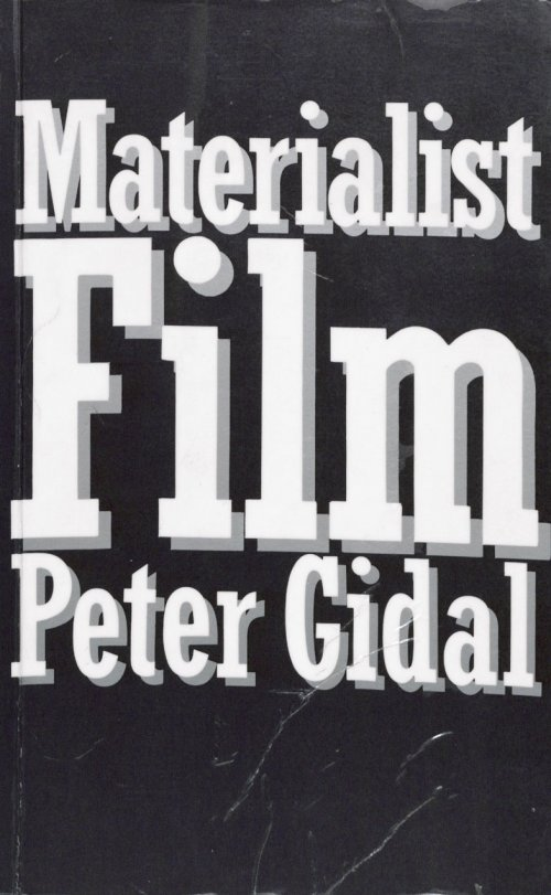 Materialist Film book cover