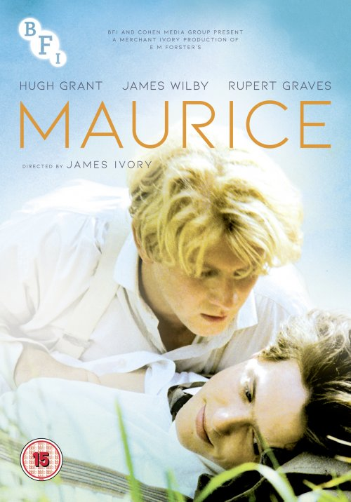 Maurice DVD packshot